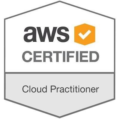 AWS Certified Cloud Practioner