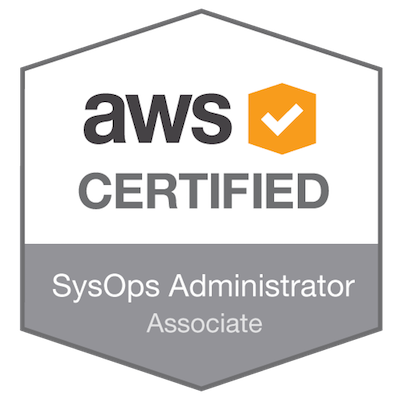 AWS Certified SysOps Administrator