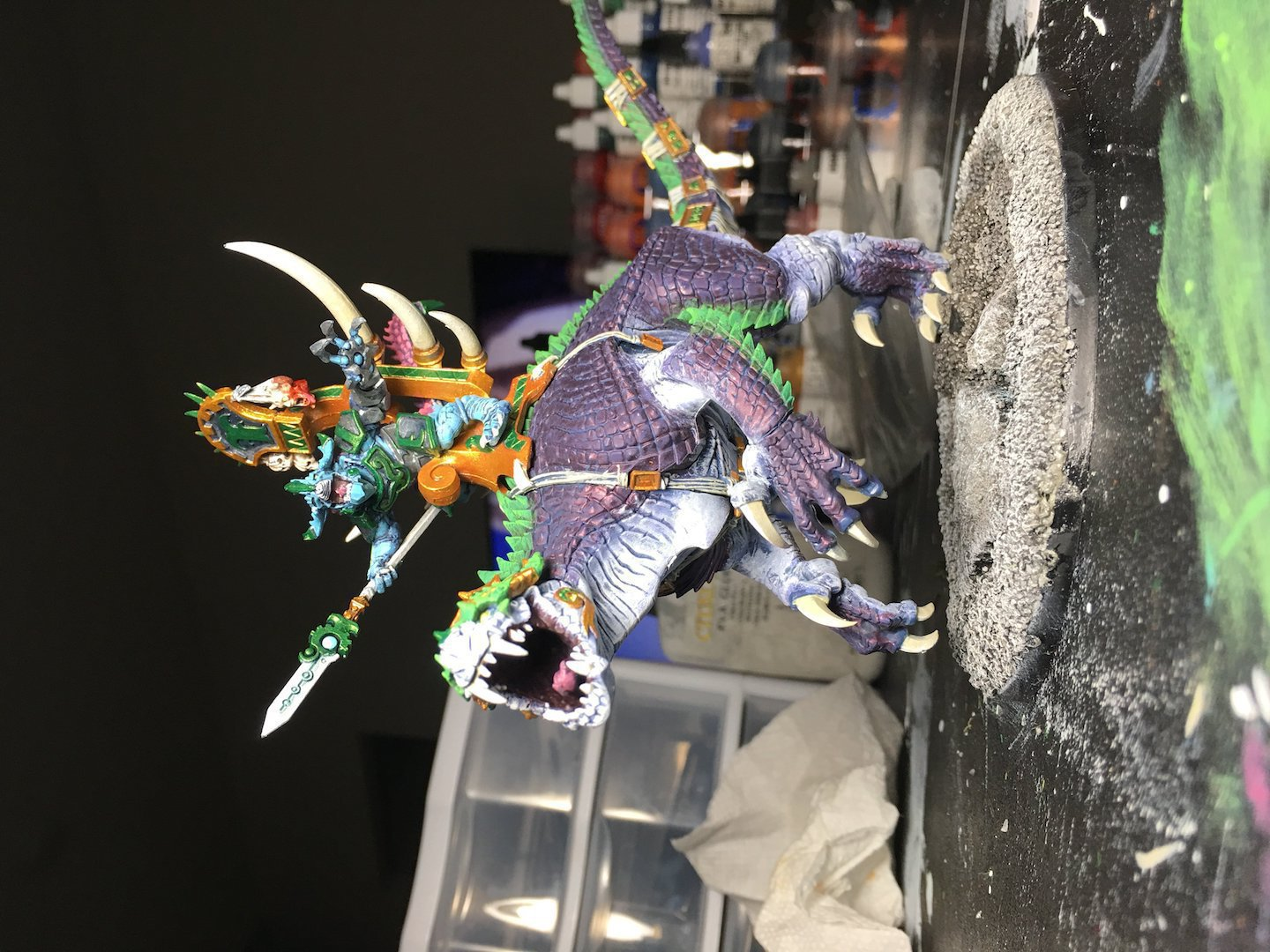 seraphon getting started box set - painted